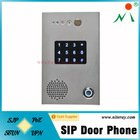 ATM smart card door access control IP intercom door phone