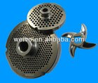2014 hot !!LFGB High quality stainless steel Meat grinder parts