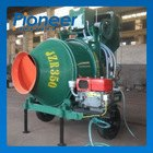 JZD350 diesel engine concrete mixer