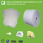 pe coated sugar sachet packing paper