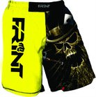 Frint new design yellow and skull sublimated mma shorts