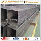 Welded Hollow Square Tubing 500*500 For Construction