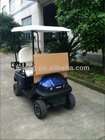 2014 Newest Design Quality Mini Electric Golf Vehicle Green Color Golf Cart