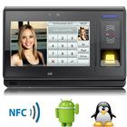 RFID & NFC Biometric Access Control Time attendance Solution