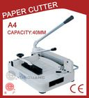 YG 868 A4 thick layer manual guillotine paper cutting machine