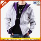 Men's zipper up hoodie customized hoodies(YCH-A1040)