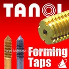 TANOI tapping tools, Roll Taps which is designed for highly precise tapping process