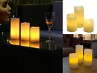 Blow On/Off LED Flameless LED Candles