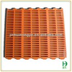 Goat farm equipment ventilation plastic slat floor