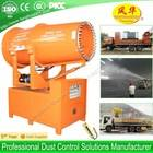 2014 Best Expert PM2.5 Air Quality Control Mobile Water Mist Dust Suppression System Vehicle System DS-80 Sprayer