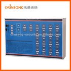 2-18 Zone Conventional Fire Alarm Control Panel