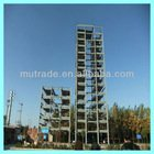 15 floors Automatic Hydraulic Tower parking equipment Smart parking(China parking association)
