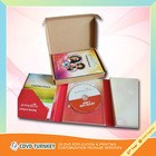 audio CD duplication and package