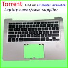 Laptop palmrest for MacBook PRO A1278 with keyboard