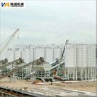 Luwei bolted cement silo for concrete batch plant
