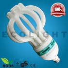 2014 HOT! Factory Price! 18/25W hangzhou Triphosphor Half Spiral T4 Energy Saving lamp